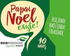 Ecorodovias: Papai Noel Existe